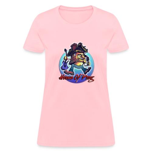 Pink Ladies House of Prog T-Shirt - Women's T-Shirt