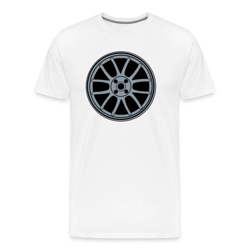 Six-you-EL (men) - Men's Premium T-Shirt
