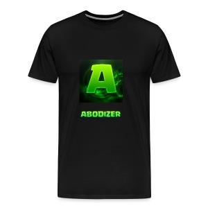 aBodizeR's Logo (aBodizeR) - Men's Premium T-Shirt