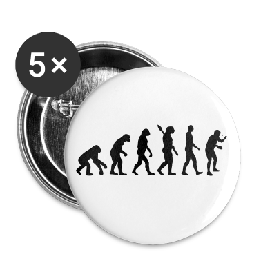 Evolution table tennis Buttons
