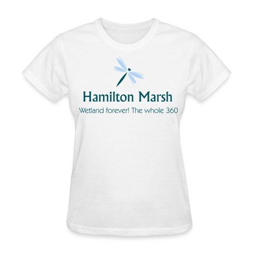 Hamilton Marsh Save the whole 360 T-Shirt - Women's T-Shirt