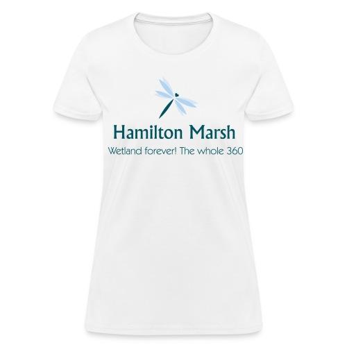 Hamilton Marsh Save the whole 360 T-Shirt - Women's T-Shirt