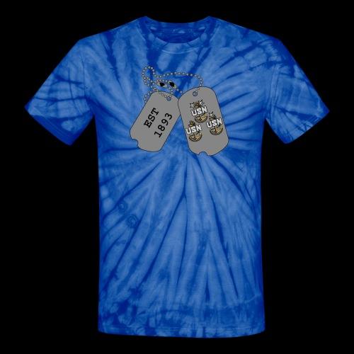 MENS CPO TYE-DYE - Unisex Tie Dye T-Shirt