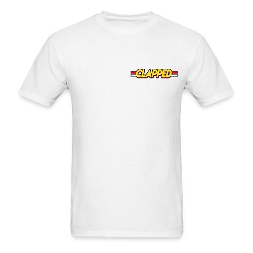 Clapped Bike  - Men's T-Shirt