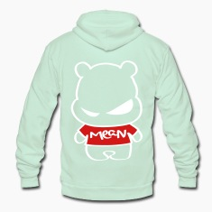 Mean  Zip Hoodies/Jackets