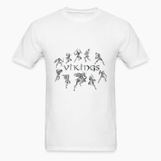 VIKINGS REVISITED 1 T-Shirts