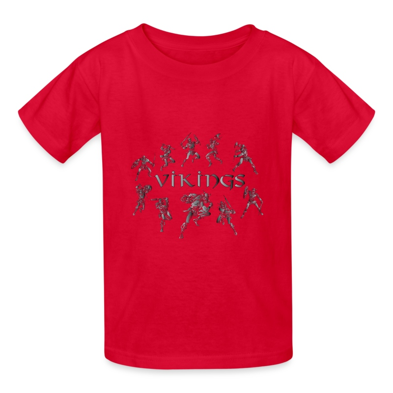 VIKINGS REVISITED 1 - Kids' T-Shirt