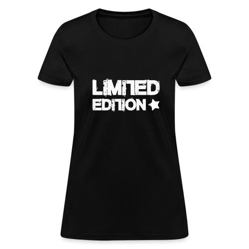 Limited Edition Women´s T-Shirt - Women's T-Shirt