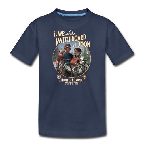 Slaves of the Switchboard of Doom (B) Kids Tee - Kids' Premium T-Shirt
