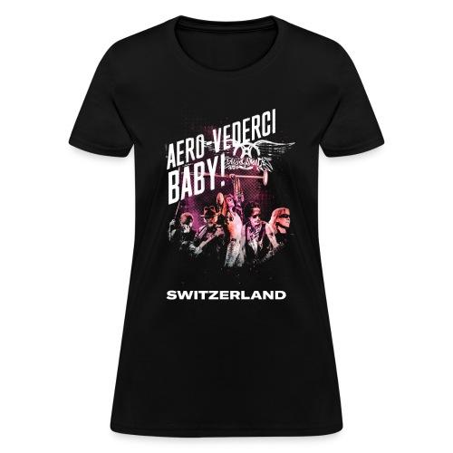 Switzerland (women) - Women's T-Shirt