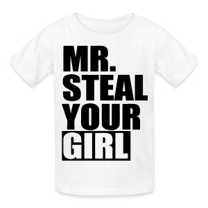 Mr. Steal Your Girl Kids' Shirts - stayflyclothing.com - Kids' T-Shirt