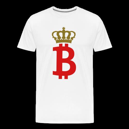 Busy Gettin' Money Tee - Men's Premium T-Shirt