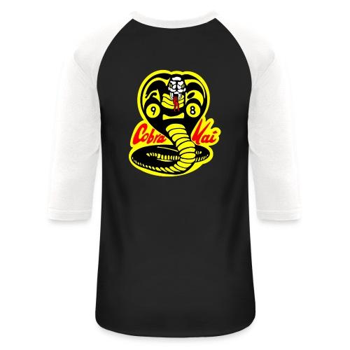 Cobra Kai Baseball T-Shirt - Baseball T-Shirt