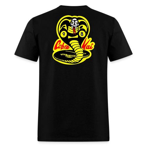 Men's Cobra Kai T-Shirt 100% Cotton - Men's T-Shirt