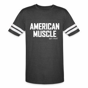 American Muscle - Vintage Sport T-Shirt
