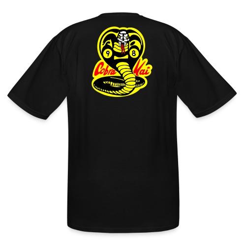 Men's Tall Cobra Kai T-Shirt - Men's Tall T-Shirt