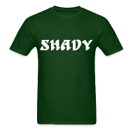 T-Shirts ~ Men's T-Shirt ~ Shady Birds Shirt