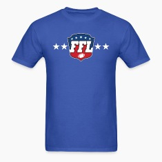 FANTASY FOOTBALL LEAGUE LOGO T-Shirts