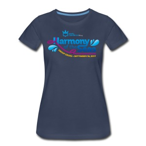 Women's Harmony of the Seas GC Shirt - Women's Premium T-Shirt