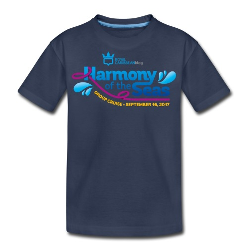Kid's Harmony of the Seas GC Shirt - Kids' Premium T-Shirt