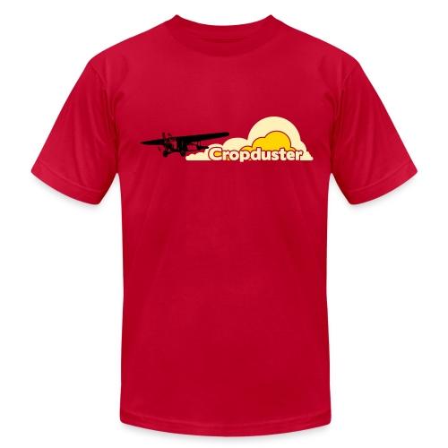 Cropduster - Men's  Jersey T-Shirt