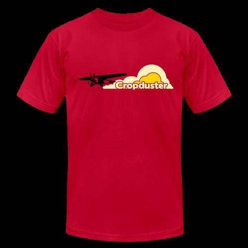 Cropduster - Men's Fine Jersey T-Shirt