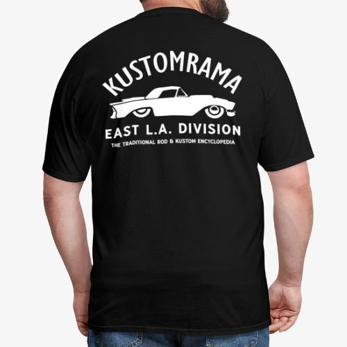 Kustomrama East L.A. Division - Men's T-Shirt