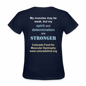 Women's My spirit and determination are stronger - Women's T-Shirt
