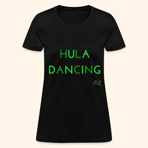 Hula Dancing Dancer Shirt