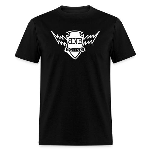 BNB Bolt Logo (Front & Back) Shirt - Men's T-Shirt