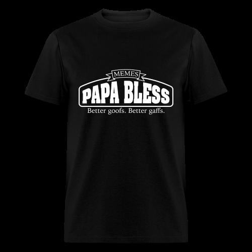Papa Bless - Men's T-Shirt