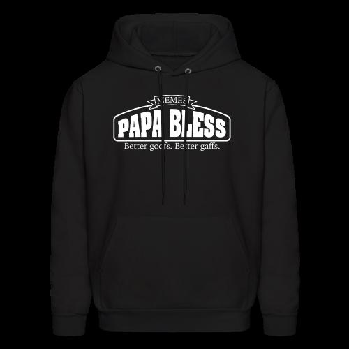 Papa Bless Hoodie - Men's Hoodie