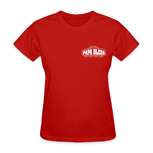 Papa Bless - Women's T-Shirt
