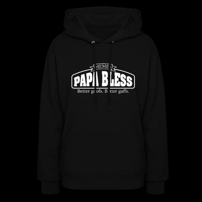 Papa Bless Hoodie