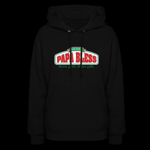 Papa Bless - Women's Hoodie