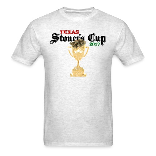 Texas Stoner's Cup 2017 - Men's T-Shirt