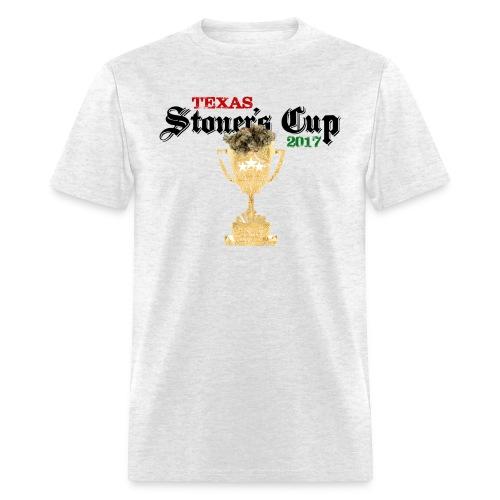 Texas Stoner's Cup 2017 - Men's T-Shirt