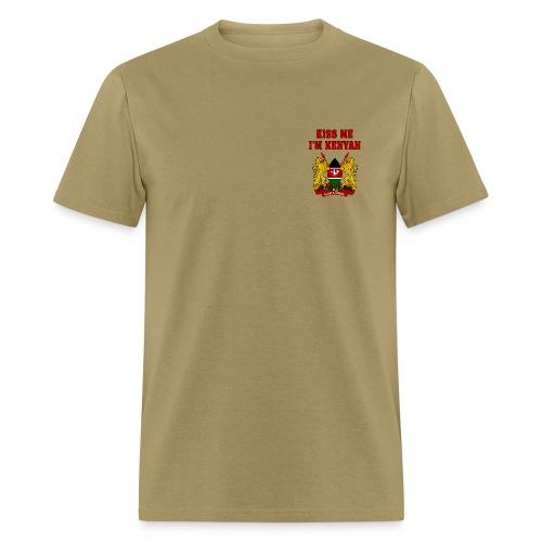 Men's T-Shirt - t-shirt,paul ryan,obama,mitt romney,kenya,anti-obama