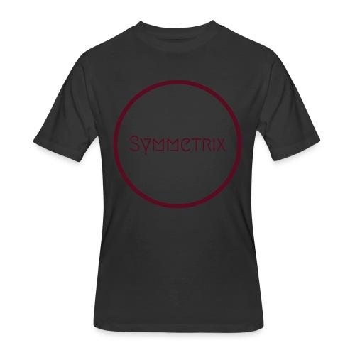 Symmetrix Band T-shirt - Men's 50/50 T-Shirt