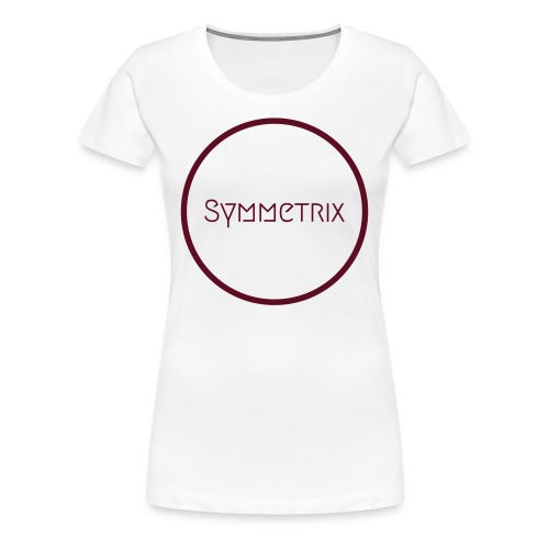 Symmetrix Band T-shirt - Women's Premium T-Shirt