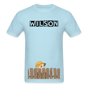 Wilson Home Improvement (Double Sided) - Men's T-Shirt