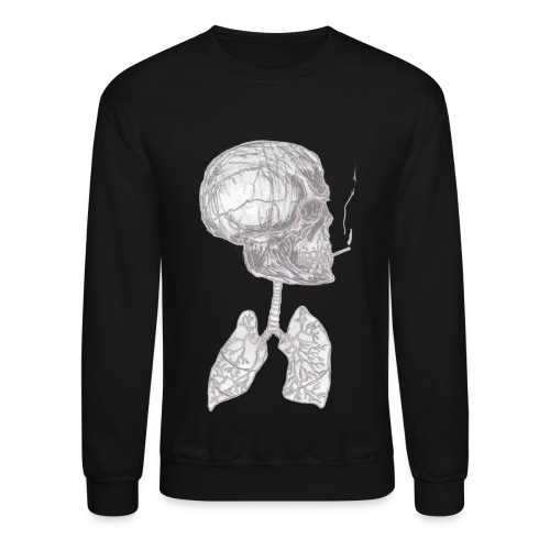 white Lungs - Crewneck Sweatshirt