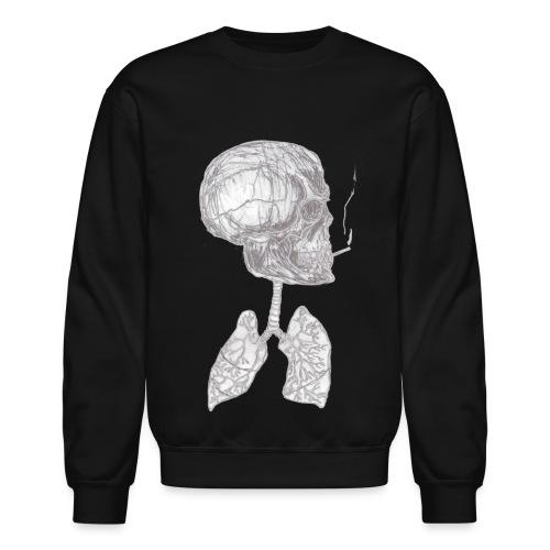 white Lungs - Crewneck Sweatshirt