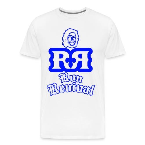 Men's Funny Ron Revival T-Shirt - Men's Premium T-Shirt