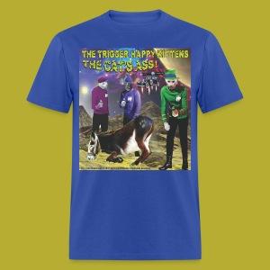 The Cats' Homeworld! - on FRONT - Men's T-Shirt - Men's T-Shirt