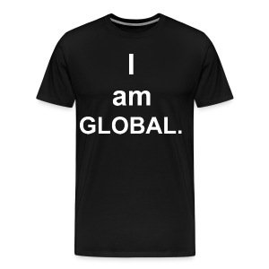 I am Global - Men's Premium T-Shirt