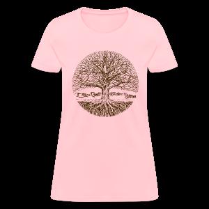 Roots - Women's T-Shirt