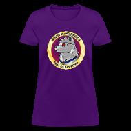 Women's T-Shirts ~ Women's T-Shirt ~ Wolfie McWolfington Seal of Approval Women's