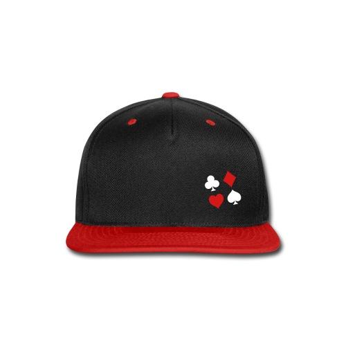 The Joker's Hat - Snap-back Baseball Cap