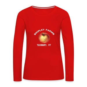 W's Shipley long sleeve tee (runs small) - Women's Premium Long Sleeve T-Shirt